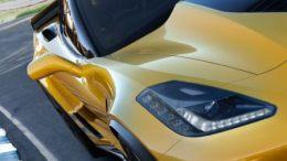 Chevy Launches New Rocket in Detroit, Calls It 2015 Corvette Z06