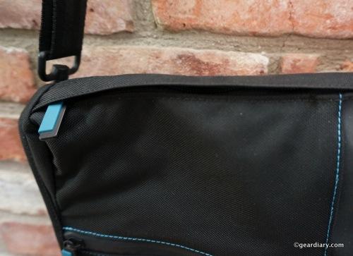 Gear Diary Skooba iPad Tablet Courier Bag 11