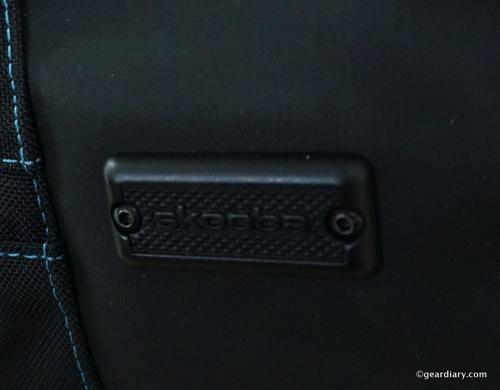 Gear Diary Skooba iPad Tablet Courier Bag 40