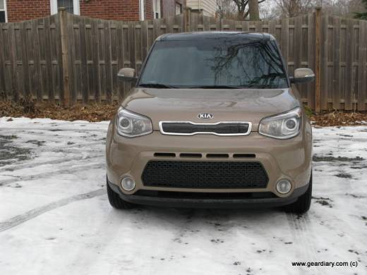 GearDiary 2014 Kia Soul Review: Those Hamsters Are onto Something!