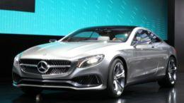 Mercedes-Benz Introduces New Models at NAIAS