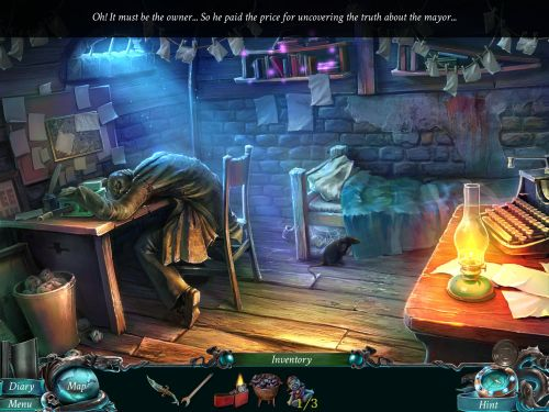 Nightmares of the Deep: The Siren's Call for iOS and Android Review