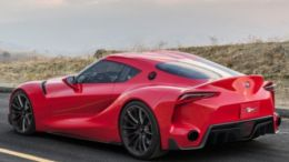 GearDiary Toyota Unveils Its Ultimate Future in FT-1 Concept at NAIAS