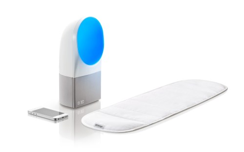 Withings Aura Active Smart Sleep System Unveiled at CES 2014