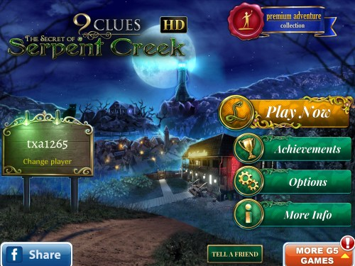 9 Clues: The Secret of Serpent Creek for iPad Review