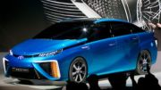 Toyota Shows New Fuel Cell Vehicles at CES, Coming in 2015