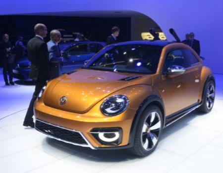 Volkswagen's Dune Concept
