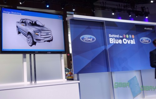 Ford Design Mixes the Old and the New to Extend Their Automotive Lineage