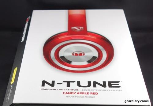 Monster N-Tune On-Ear Headphones Offer Bright Colors and Plenty of Bass  Monster N-Tune On-Ear Headphones Offer Bright Colors and Plenty of Bass