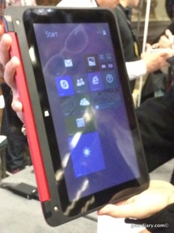 GearDiary Hands-On With the HP Pavilion x360 Laptop- MWC 2014