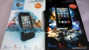 Lifeproof Nuud for iPhone 5S Versus Lifeproof Fre for iPhone 5S