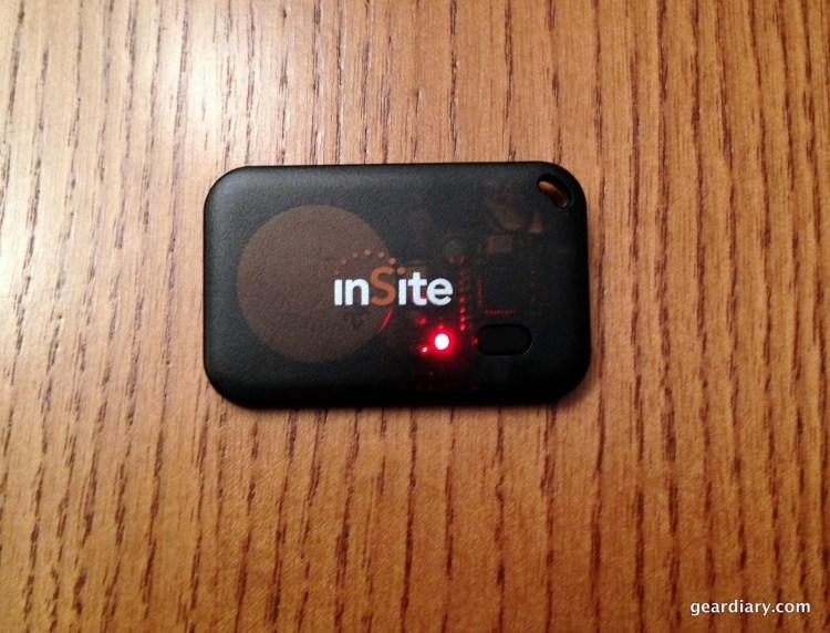 The inSite itself.
