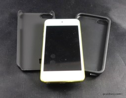 Touch the iFrogz Cocoon for Apple iPod touch 5th Gen