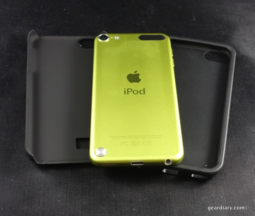 Touch the iFrogz Cocoon for Apple iPod touch 5th Gen  Touch the iFrogz Cocoon for Apple iPod touch 5th Gen