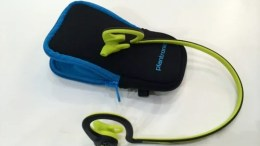 Plantronics BackBeat FIT on Display at MWC 2014