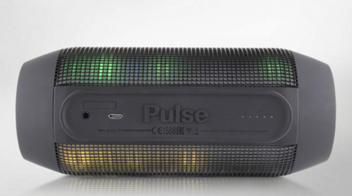 Bring Color to Your Tunes with the JBL Pulse Bluetooth Speaker