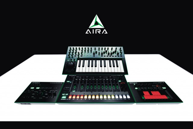 Roland Introduces AIRA Line