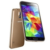 Samsung Galaxy S5 with Heartrate Sensor