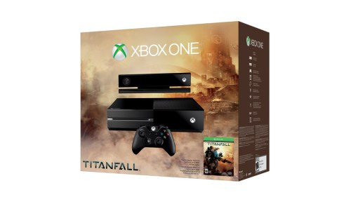 Microsoft Announces Xbox One Titanfall Bundle Including Free Titanfall Download