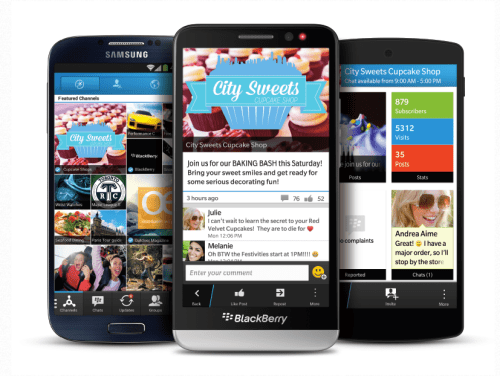 BBM 2.0 Rolling Out to iOS and Android