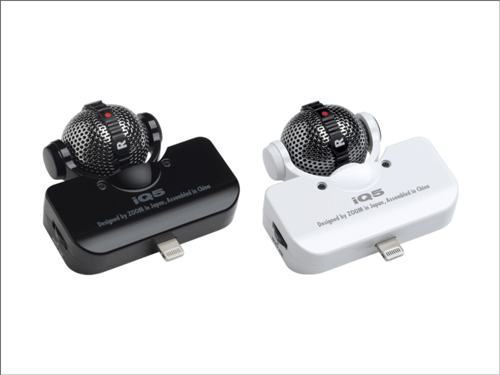 Want Better Audio from Your iOS Device? Get the Zoom iQ5 and Get Recording  Want Better Audio from Your iOS Device? Get the Zoom iQ5 and Get Recording