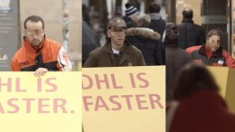 DHL Pranks UPS and TNT in Hilarious (and Fake) Advertising Campaign