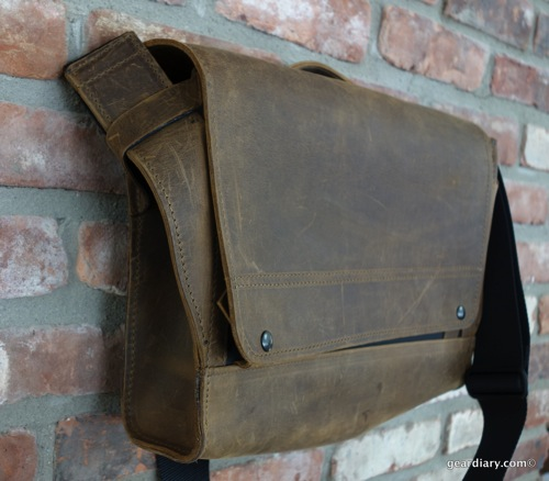 Waterfield Designs' Rough Rider Messenger Bag: First Look