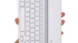 GearDiary The Logitech Ultrathin Keyboard Cover for iPad mini Is Almost Awesome