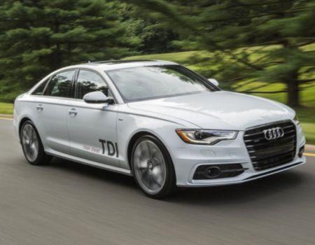 2014 Audi A6 TDI/Images courtesy Audi