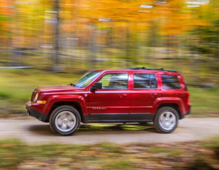 GearDiary 2014 Jeep Patriot Latitude with 4x4 Attitude
