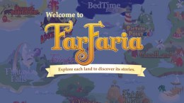 FarFaria Children's Book App Now Available on Android