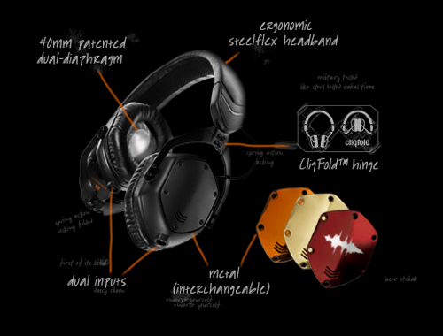 "V-MODA XS Headphones Let You ""Mind the Gap""  V-MODA XS Headphones Let You ""Mind the Gap""  V-MODA XS Headphones Let You ""Mind the Gap""  V-MODA XS Headphones Let You ""Mind the Gap""  V-MODA XS Headphones Let You ""Mind the Gap"""