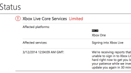 GearDiary Xbox Live Outages Anger Titanfall Players on Release Day, Make me Question Always-Online Gaming
