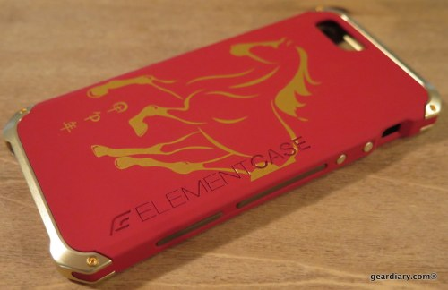 Element Case Solace Chinese New Year Edition for iPhone 5/5S Review