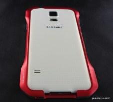 GearDiary DRACOdesign SUPERNOVA Aluminum Bumper for Samsung Galaxy S5