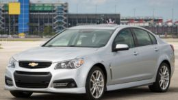 GearDiary 2014 Chevrolet SS Performance Sedan