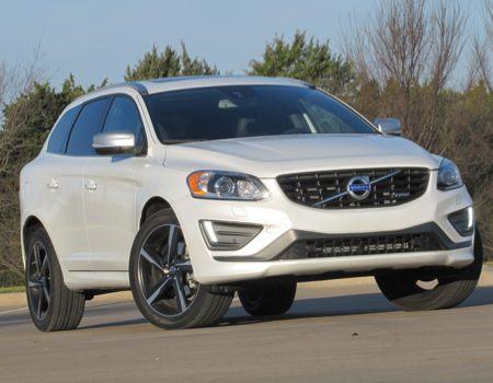 2014 Volvo Xc60 R Design Polestar Puts The Sport In Sport Utility Vehicle