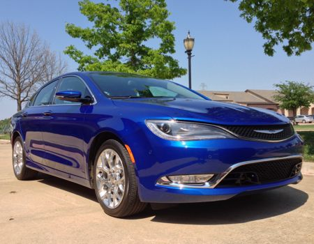 First Drive: All-new 2015 Chrysler 200  First Drive: All-new 2015 Chrysler 200  First Drive: All-new 2015 Chrysler 200