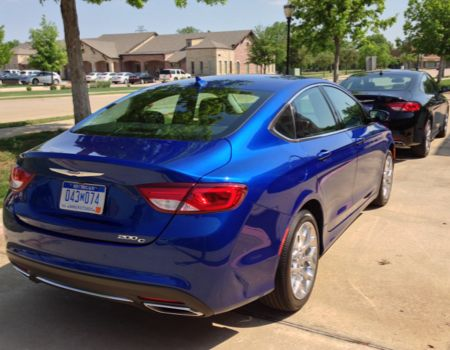 First Drive: All-new 2015 Chrysler 200
