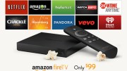 Amazon Announces Fire TV, a Set-Top Streaming Game and Video Box