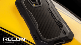 Element Case Recon for Samsung Galaxy S5 Line Is on the Way