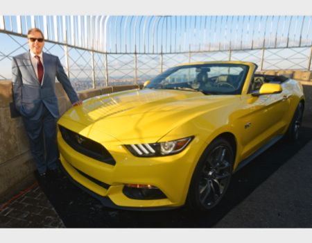 GearDiary Ford Mustang Turns 50