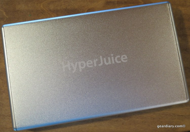 HyperJuice 2 External Battery for MacBook Pro: Power When You Need It