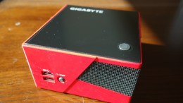 GearDiary Gigabyte Brix Pro (i5-4570R) Review