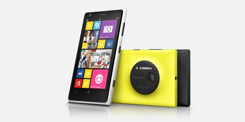 Nokia Lumia 1020 Off Contract Deal