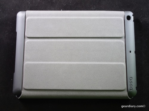 Ready for Work and Play, the Booqpad for iPad Air