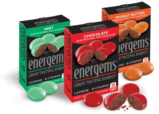 Energems Review: Portable Chocolate-Based Energy