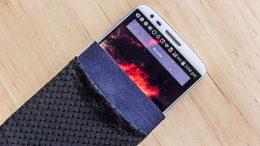 GearDiary Waterfield Smartphone Suede Jacket Review