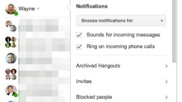 Google Hangouts Finally Offers Muting for Incoming Voice Calls