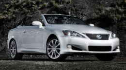 GearDiary 2014 Lexus IS 350C: Zero to Happy in Just Twenty Seconds
